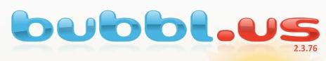 Bubbl.us: Brainstorm & Mind Map Online.
