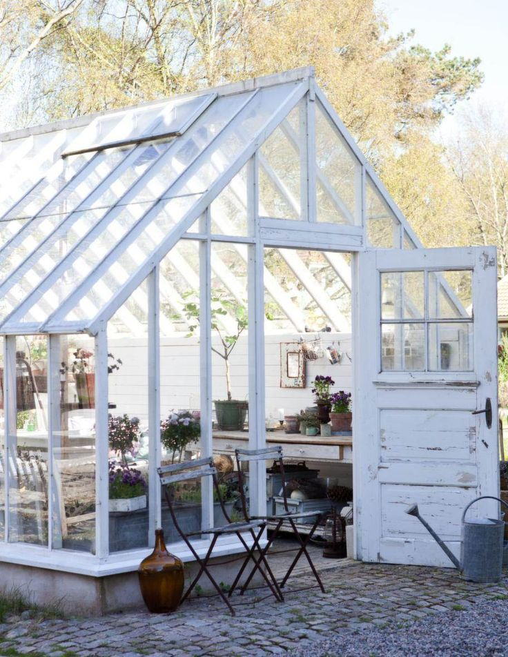 Swedish greenhouse