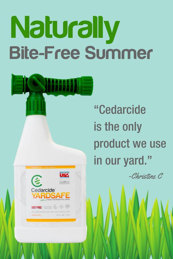 Yardsafe Misquito repellant, Mosquito yard spray, Lawn