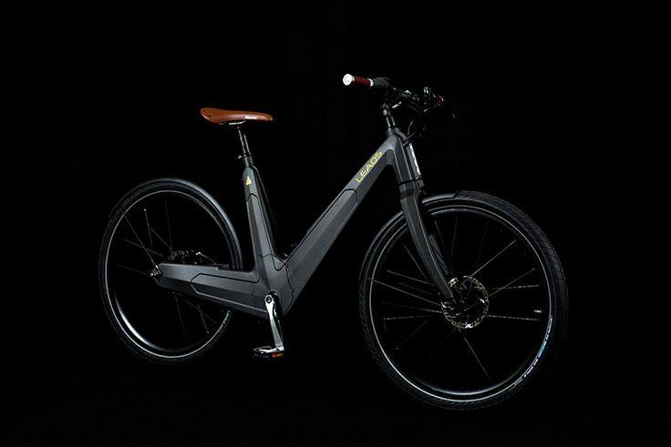 carbon-urban-e-bike - designboom | architecture