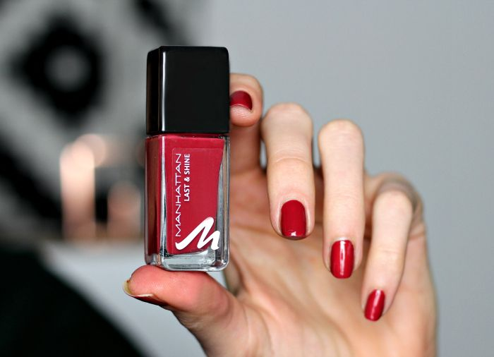 Manhattan Love Gossip Nagellack