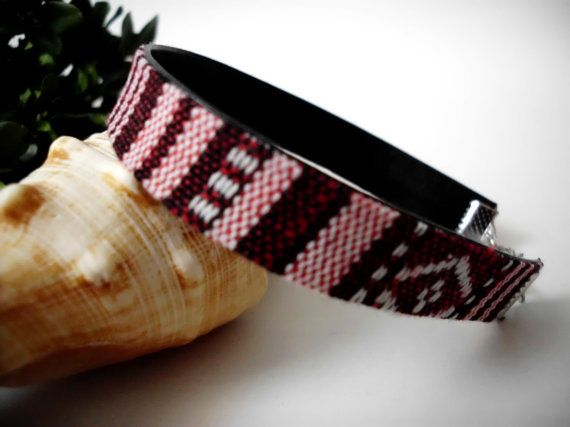 Boho braceıet/Aztec cord/Tribal bracelet/Colorful bracelet/Texstile cord/Woven bracelet
