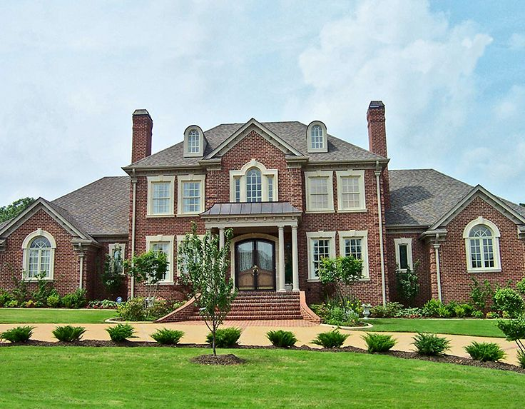 Styles for Brick Homes - Bing images