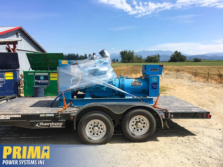 Another very satisfied customer👍 that found a GREAT DEAL on a 50 kW Diesel #Generator at PRIMA! We were happy to help out a young farmer in the #FraserValley with a reliable generator set. We stand behind our products, both NEW & USED! #usedgenerators #qualitygenerators