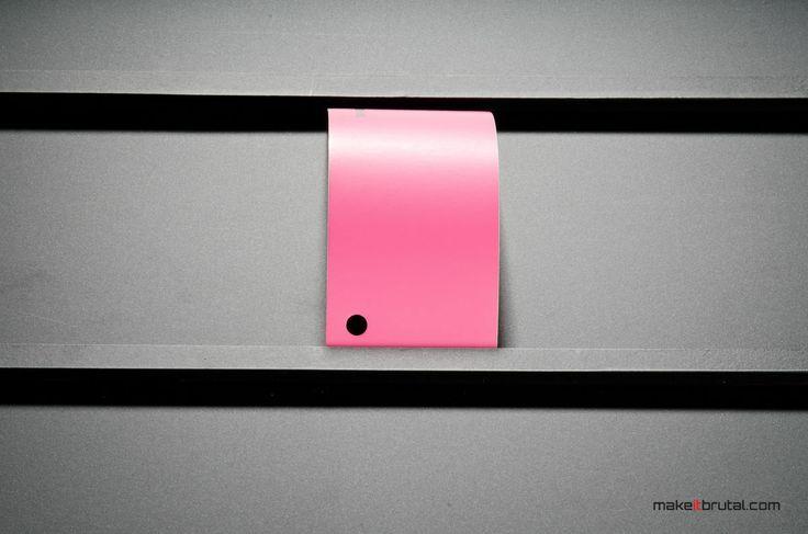 Matte Pink /5/