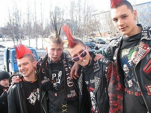 Christian punks