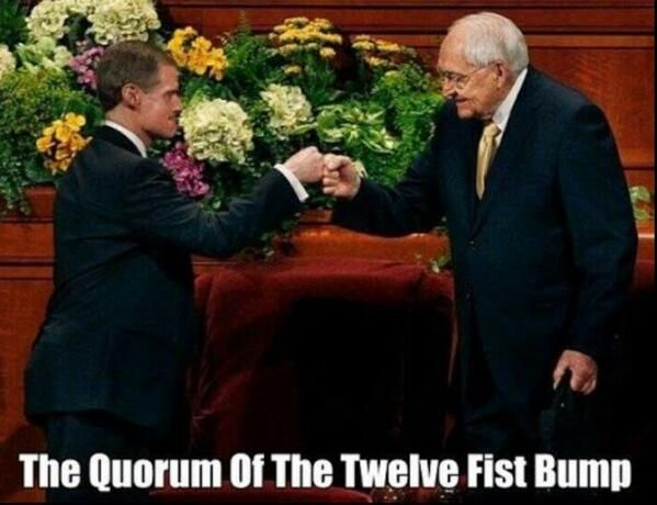 Some of the funniest moments in General Conference History