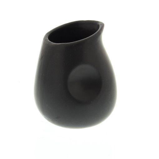 GreenLeaf Ceramic Pourer - Matt Black