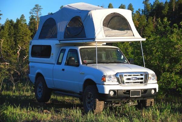 Ford Ranger Flippac Camper Ford Ranger Pinterest
