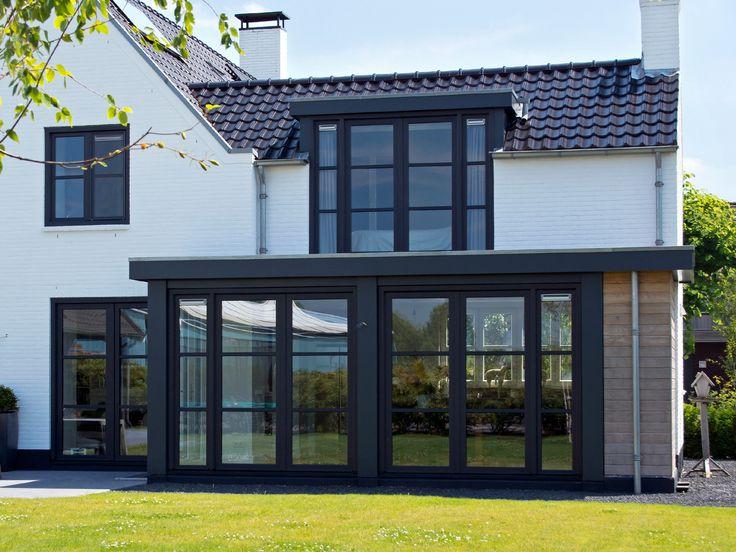 Fenster im Obergeschoss - gute Lösung