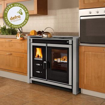 DEFRA Approved Broseley Wood Burning Range Cookers | Stoves Are Us ...