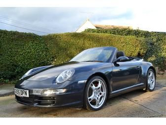Porsche 911 MK 997 3.8 Carrera 4 S 2dr in stock at Westwood car and commercial ltd in hartley kent