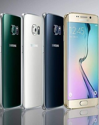 Samsung Galaxy S6 Edge G925A 32/64GB All Colors Unlocked Smartphones