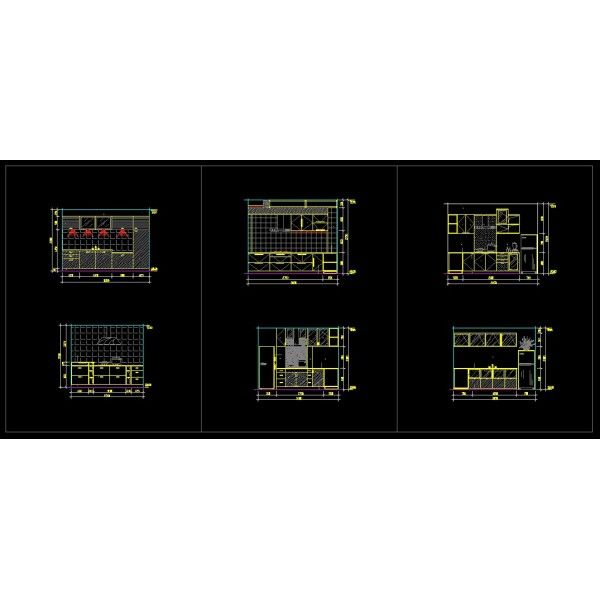 Kitchen Design Autocad Dwg: 70 Best CAD Drawing Download Images On Pinterest