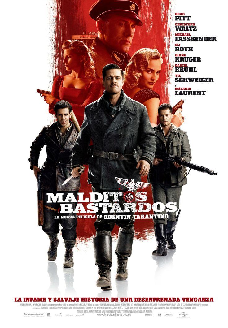 Malditos bastardos - Inglourious Basterds