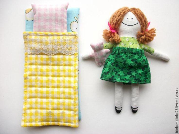 Кукольная кроватка из проволоки своими руками - Ярмарка Мастеров - ручная работа, handmade
