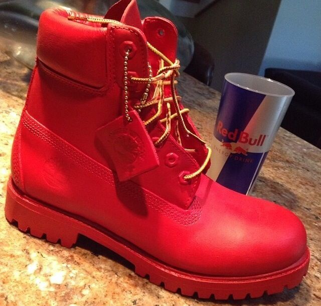 #Red timberlands love it! where to get one?