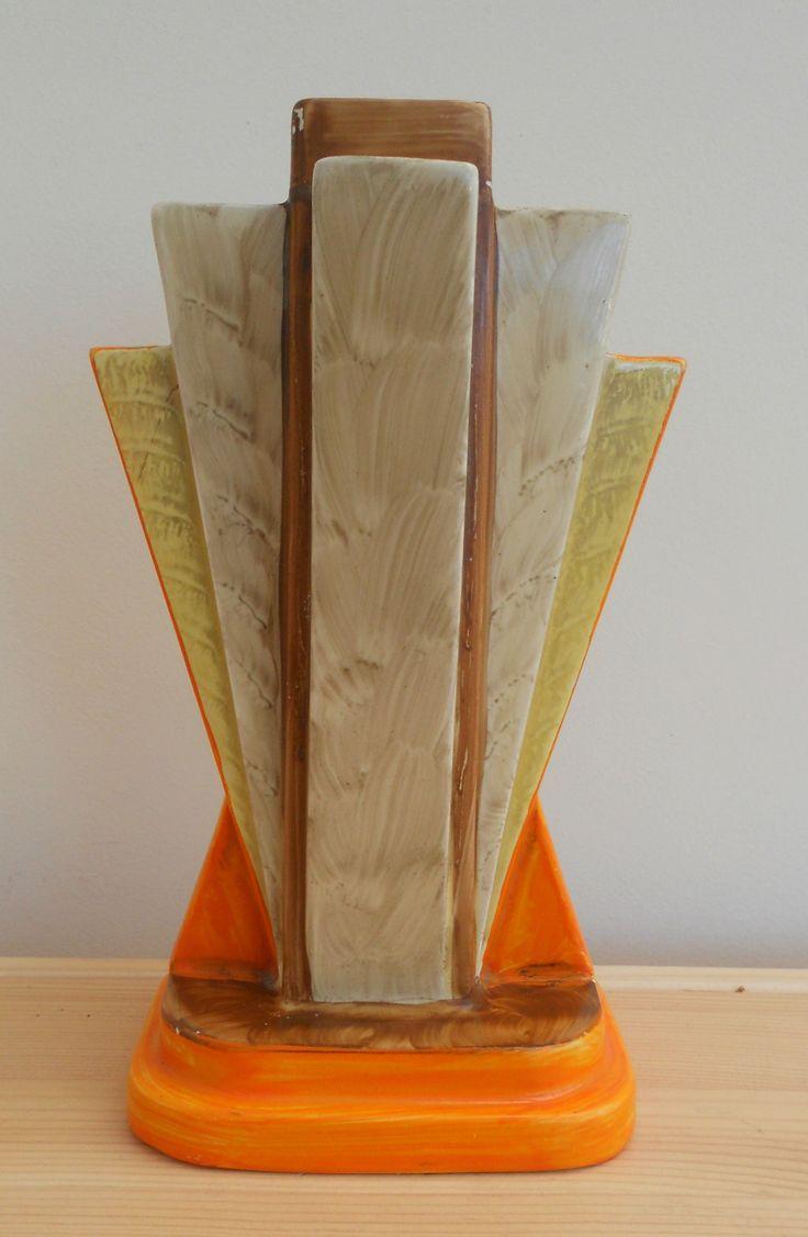 31 best vases mainly vintage images on pinterest jars my ebay vintage myott art deco vase sold on my ebay site lubbydot1 reviewsmspy