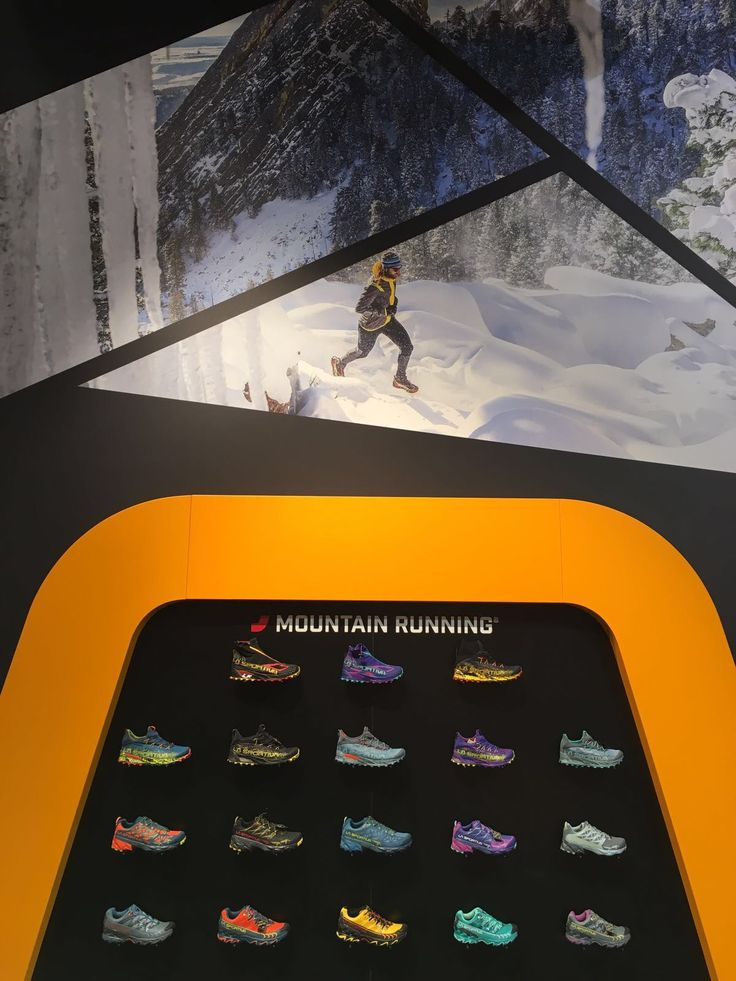 Mountain Running collection at ISPO 2107: whether for competing, running, walking, or just standing for hours in cold environment, La Sportiva created the right footwear for every occasion!