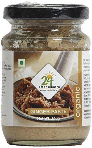 24 Mantra Organic Ginger Paste