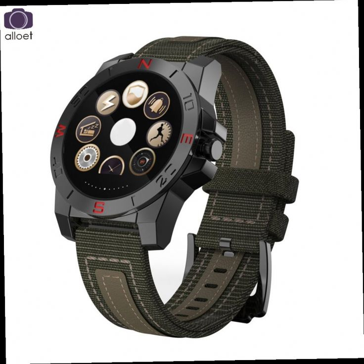 54.32$  Buy here - http://alib2l.worldwells.pw/go.php?t=32780201632 - N10B Smart Watch Outdoor Sport Smartwatch with Heart Rate Monitor and Compass Waterproof Bluetooth Wach for IOS and Android 54.32$