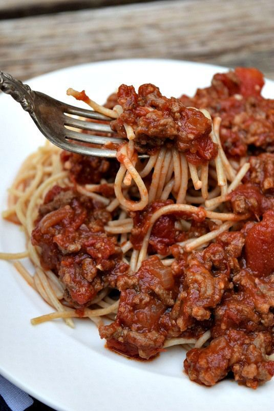 The Best Homemade Spaghetti Sauce ever!!! Quick and easy to make.