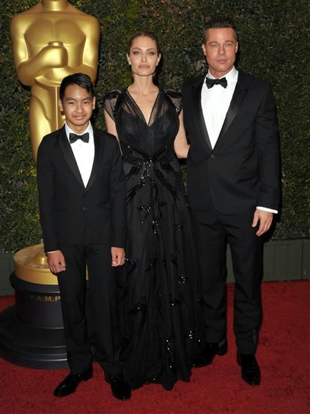 """Angelina Jolie says her son, Maddox, has a girlfriendThey grow so fast! Maddox Jolie-Pitt, 12, is apparently in love. (And his mom is probably in the doghouse for telling Entertainment Tonight all about it.)Speaking to ET this week, Angelina Jolie said her son's gal-pal is """"great,"""" before promising, """"I won't embarrass him."""" The """"Maleficent"""" star did, however, divulge a few deets about the budding romance, saying, """"She's lovely. She lives in England. She's very cool."""" She added that…"""