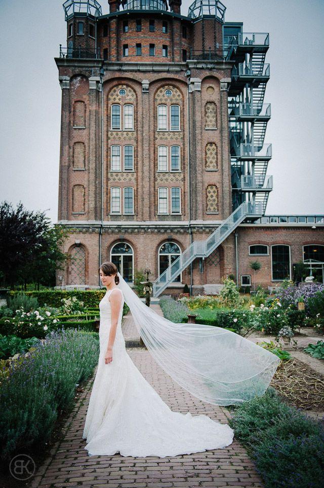 Wedding Photo - Bride - Villa Augustus