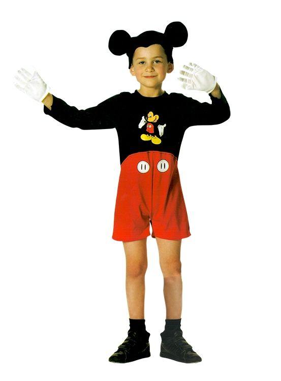 Dziecięcy strój Myszki Mickey