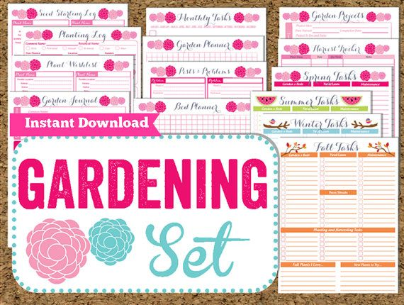 10 Best images about Printables on Pinterest Gardens