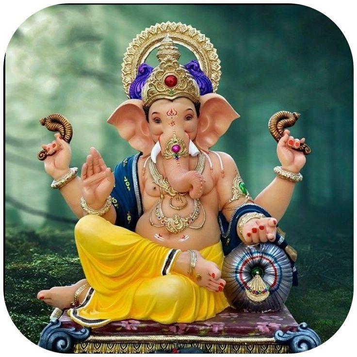 God Ganesha Wallpaper Ganpati Bappa Morya Hd Wallpaper Ganesha Status Follow In Inst Ganesha Pictures Happy Ganesh Chaturthi Images Ganesh Chaturthi Images