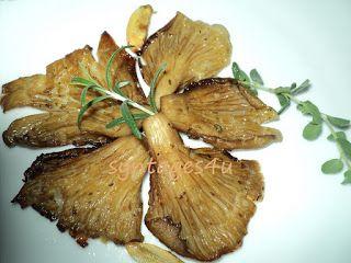Εύκολες και γρήγορες συνταγές μαγειρικής για όλους: ΜΑΝΙΤΑΡΙΑ ΠΛΕΥΡΩΤΟΥΣ ΨΗΤΑ ΣΤΟΝ ΦΟΥΡΝΟ