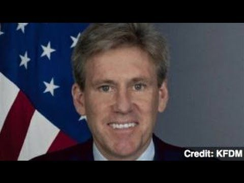 New Video Shows Ambassador Stevens Pulled From Safe Room