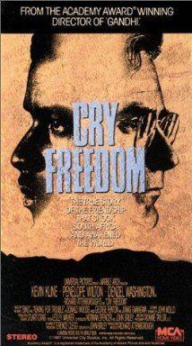 Et rop om frihet (1987) Poster