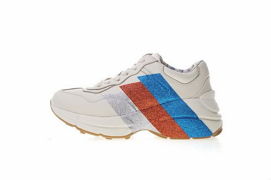 finest selection f8528 1631b Gucci Rhyton Web Print VIntage Trainer 523535 Drw00 1001 Real 2018 Sneaker   Animals and pets  Pinterest  Trainers、Gucci 和 Fashion shoes