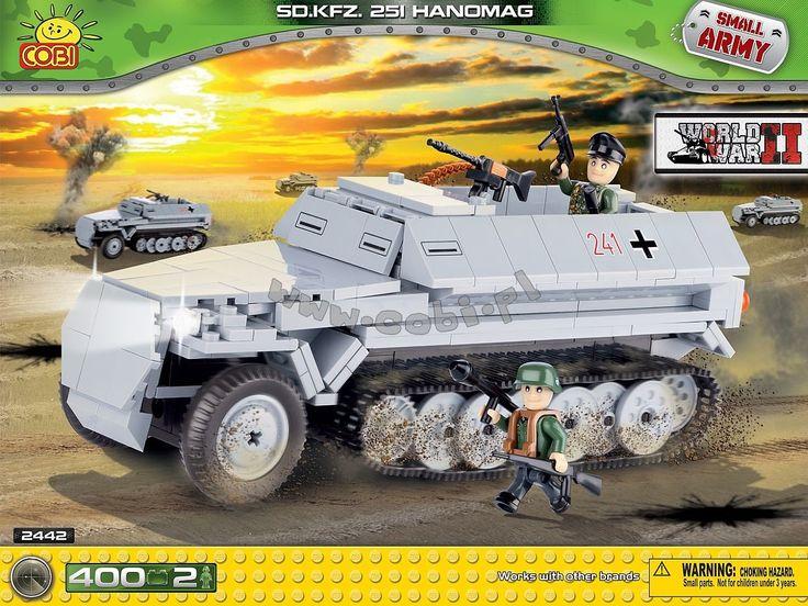 Sd.Kfz. 251 Hanomag | 2442