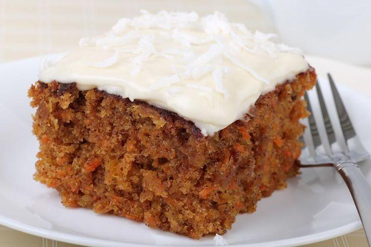 Carrot cake au Thermomix #TM5 #TM31