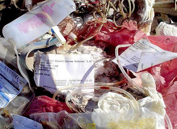 """Residuos patológicos: los funcionarios garantizan la """"seguridad"""" de la planta"""