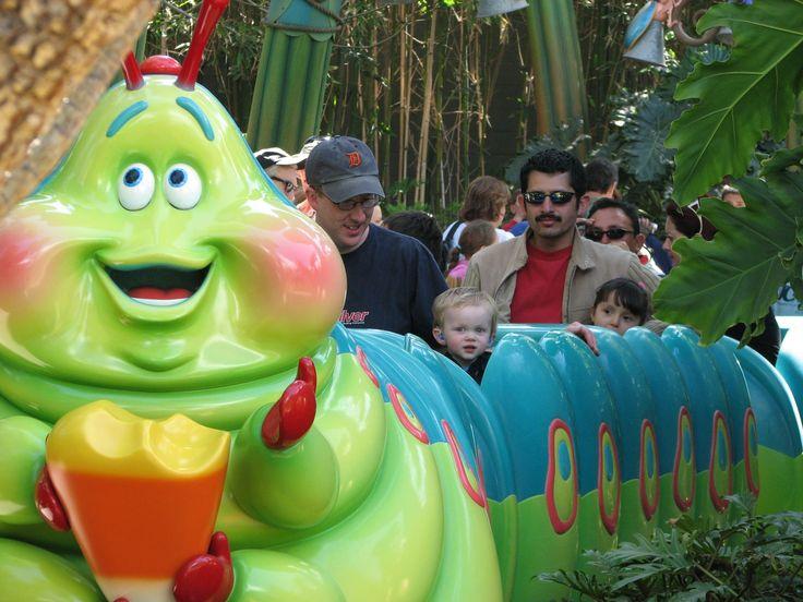 Disneyland California Adventure Theme Park: Disney With Toddlers and Preschoolers