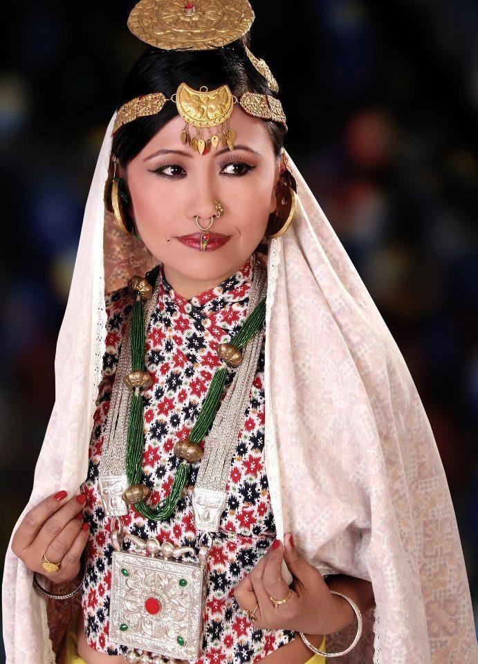 141 Best Nepali Attire Bridals Amp Jewellery Images On