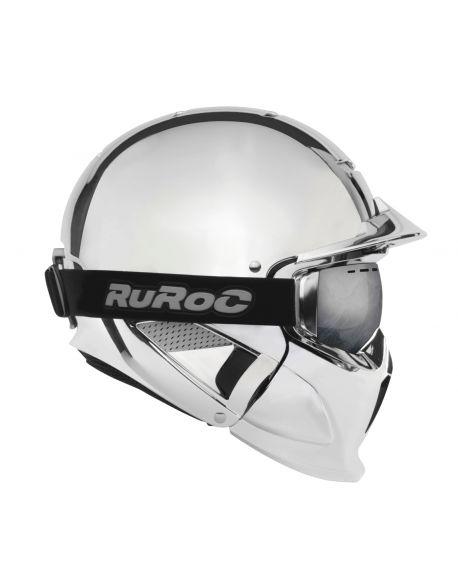 Горнолыжный шлем Ruroc RG1-x Chrome
