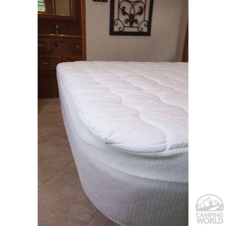 home comfort mattress pad queen