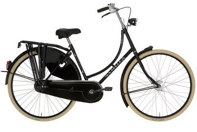 Royal Dutch Gazelle, since 1892, the oldest bicycle in the Netherlands.