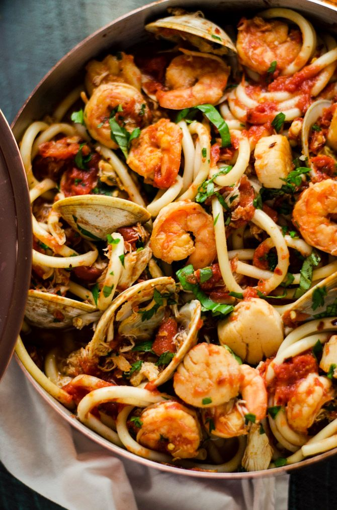 Shrimp Fra Diavolo Recipe (With images) | Food network ...