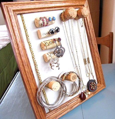 Expositor de bijuterias