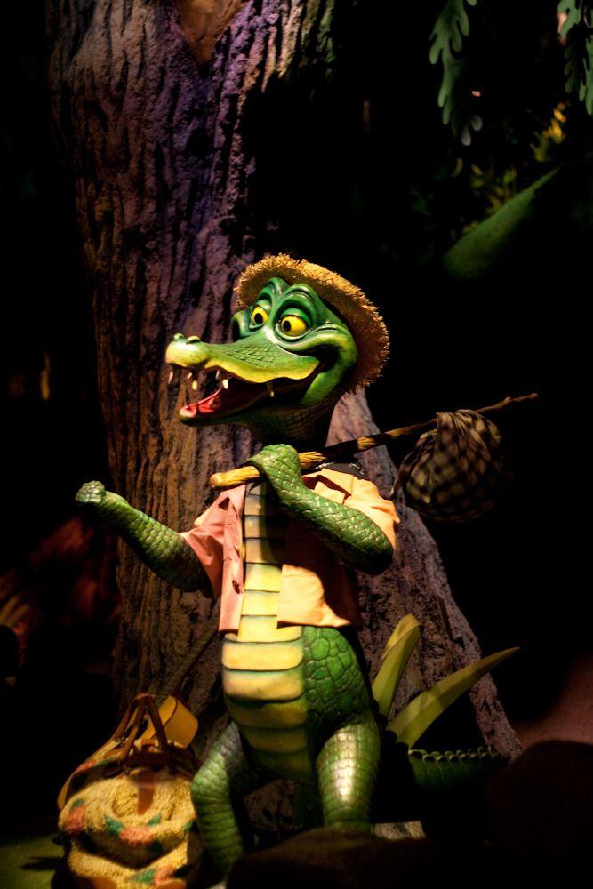 Brer Gator of the Swamp Boys | Disney specials, Hound dog ...