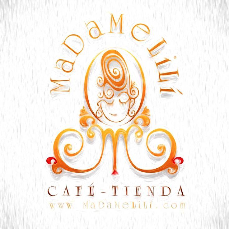 Identidad corporativa Madame Lilí. Marca registrada