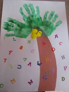 Awesome Chicka Chicka Tot School ideas!