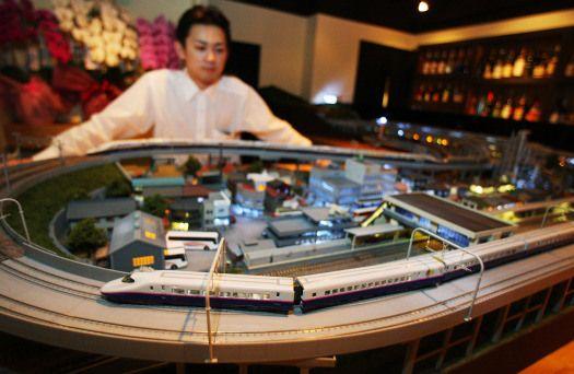 kato train layouts n-scale - Google Search