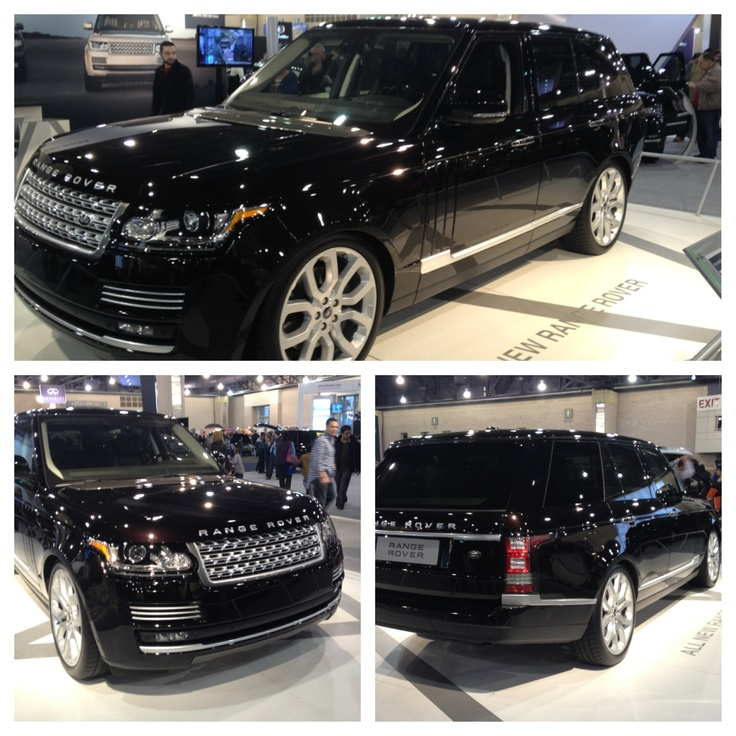 2013 Range Rover Supercharged from The Philadelphia Auto